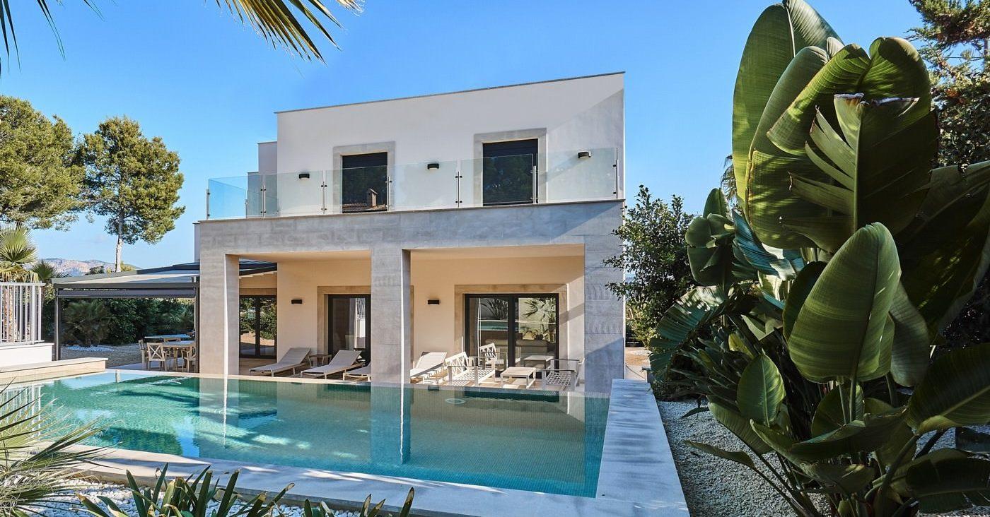 23653 -Moderne Neubau Villa in Santa Ponsa - Properties Bendinat